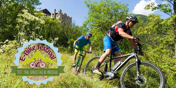 E-Bike Testival - Latsch 2016
