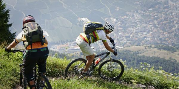 MountainBIKE Women's Camp Latsch, Vinschgau