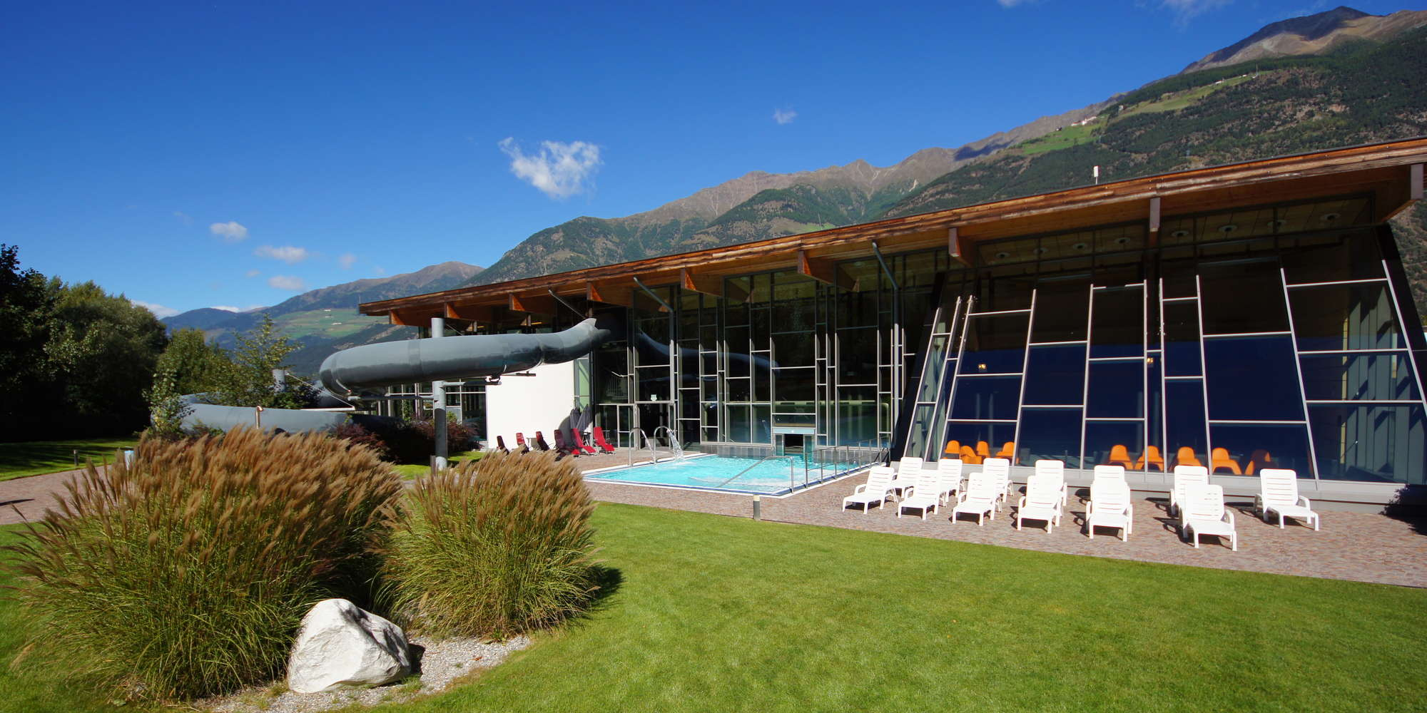 Aquaforum Latsch, Pension Latsch, Pension Vinschgau
